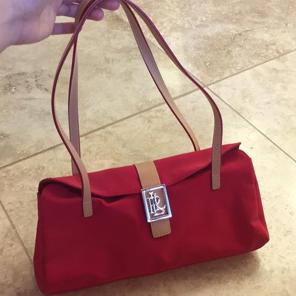 83bc867780a4 Red Ralph Lauren handbag. M 5b149d59baebf628bd1ddac7. Other Bags you may  like